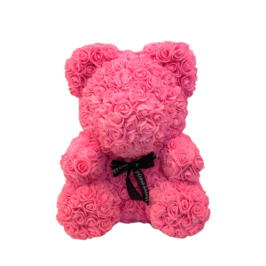 Teddy Bear Rose de Pompadour